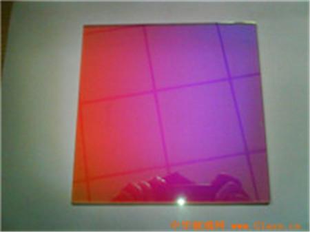 镀膜uv石英滤光片